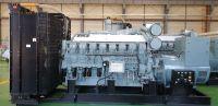 1750kw Mitsubishi Diesel Generator set