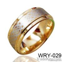 Hot Sales Mens Tungsten Wedding Rings Celtic Jewelry Rings