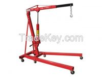 Car Engine Cranes 2T Hydraulic Jack Overhead Crane Lift