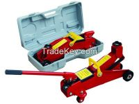 Horizontal Car Lift Rolling Garage Floor Hydraulic Jack 2T