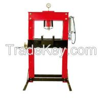 Hydraulic Machine/50T Shop Press with Gauge/Hydraulic Shop Press