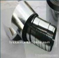 polishing Tungsten foil