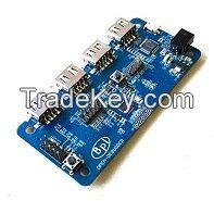High quality single board computer BPI-G1 Open Debugger use for Banan PI G1