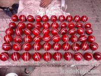 Cricket Balls Leather Handmade