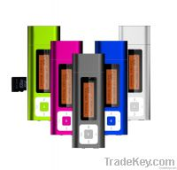 Mp3 player with LCD