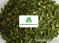 Dehydrated Green Pepper