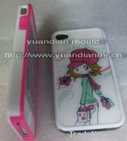 Cartoon Beauty Case for iPhone