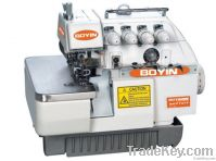 High-speed overlock sewing machine for package BOY757F-401M2-50/TA