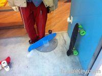plastic skateboard