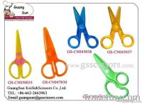 Plastic Scissors