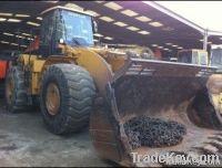 Used Hydraulic Wheel Loader