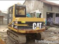 Used Hydrulic Crawler Excavator