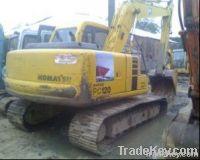 Used Construction Excavator Machinery