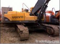 Used Volvo EC360BLC Excavator