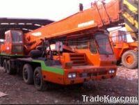 Used Tadano 30ton crane