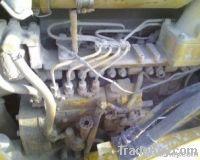 Used Komatsu D21P-6 bulldozer