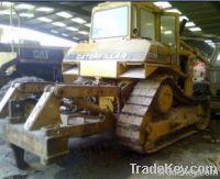 Used Caterpillar D7H Crawler Bulldozer