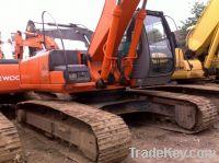 used hitachi big hydraulic excavator