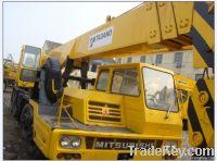 used TADANO TL-300E truck crane