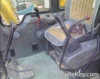 Used KOMATSU PC220-6 Crawler Excavator