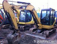 used caterpillar 305.5 crawler excavator