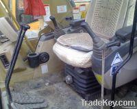 used caterpillar 320C excavator