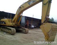 used caterpillar 325C excavator