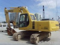Komatsu PC200-7 Excavator (Used)