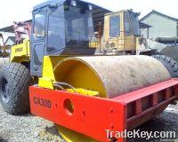 Used Danopac Road Roller