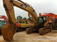 Used CAT330C Excavator
