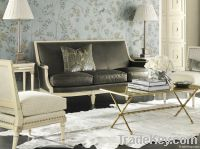 hand-painted wallcoverings