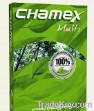 chamex A4 copier paper 80GSM 500 sheet