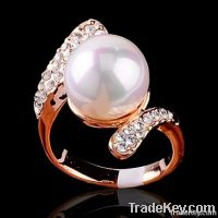 new style fashion jewelry ring at factory price