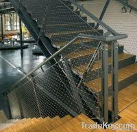 Flexible stainless steel hand woven mesh