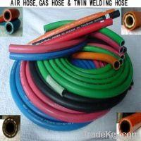 Twin line hose