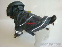 Pet/Dog outerwear raincoat