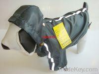 Pet/Dog outerwear rainproof raincoat
