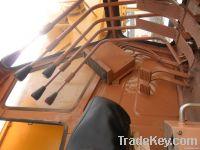 Used kato truck crane 25