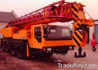 Used Liebherr Crane 100 ton