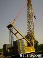 Demag Crawler Crane 500 ton