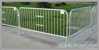 Temporary Barrier Fence