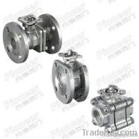 Ball Valve with ISO Direct Mounting Plaftorm