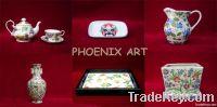 Ceramic Vase, Ceramic Lamp, Ceramic Wall Tiles, Ceramic Tea Set