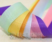 Nylon Glitter Organza Ribbon(250202)