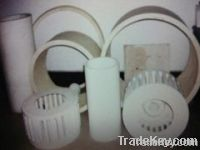 wear resisting alumina ceramic tube