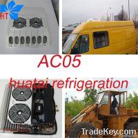12V/24V, construction machinery truck air conditioner