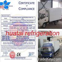 truck accessory, truck refrigeration unit