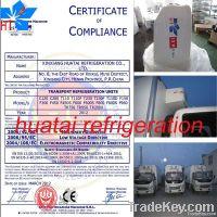 F450, truck refrigeration unit, transport refrigerator