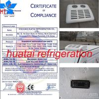 CE top mounted1.2kw van refrigeration device