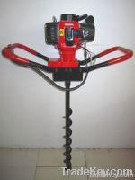 32.6cc Diagphragm Earth Auger Drilling Machine